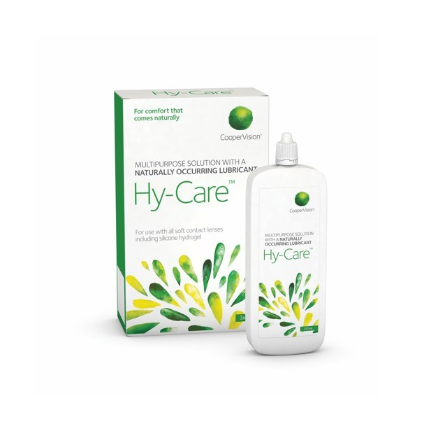 CooperVision Hy-Care Aftercare Solution