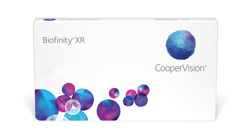 CooperVision Biofinity XR Contact Lenses