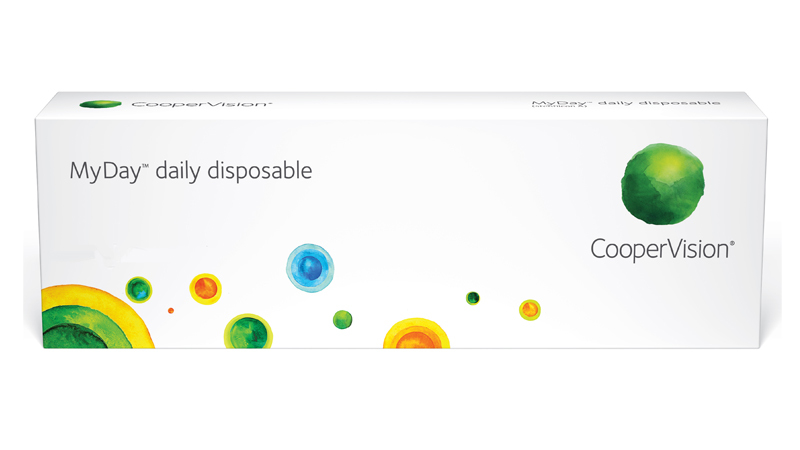 CooperVision MyDay Contact Lenses