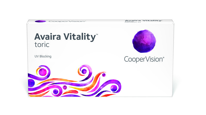 Preis bleibt stabil Kauf echt Preis vergleichen Avaira Vitality™ toric | CooperVision UK
