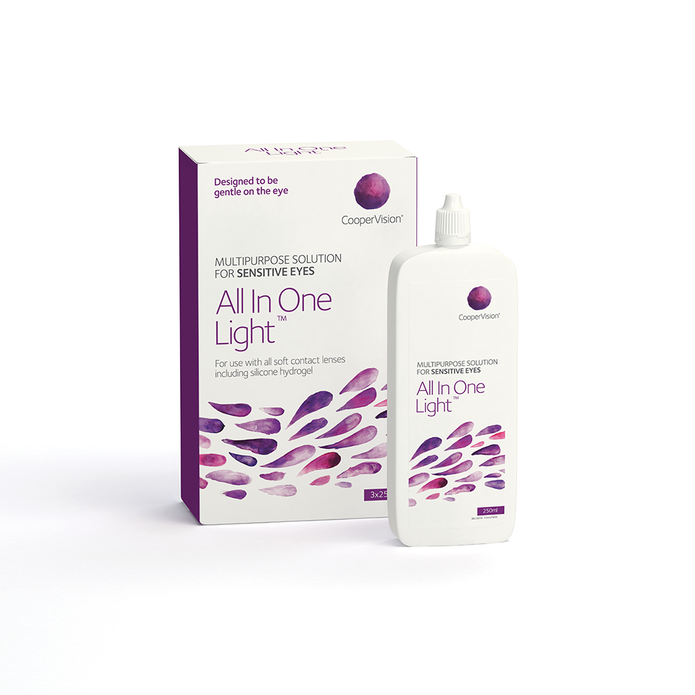 CooperVision All In One Light Aftercare Solution
