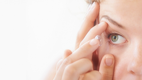 Helpful information regarding COVID-19 and contact lens wear