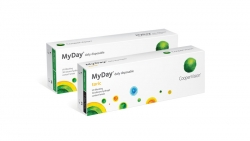 CooperVision MyDay Family Contact Lenses