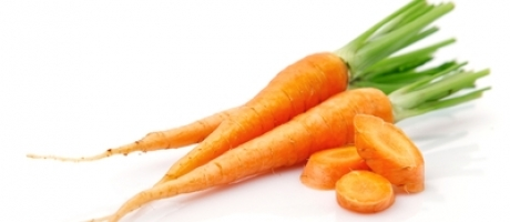 carrots and nutrition for the eyes