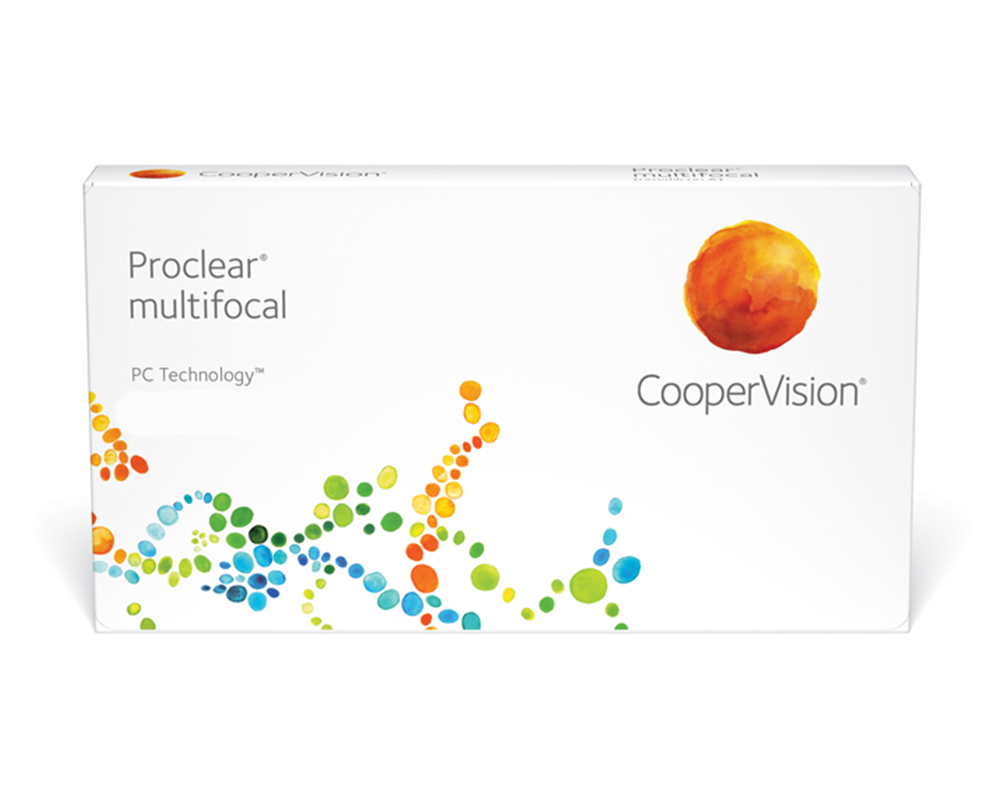 CooperVision Proclear multifocal contact lenses