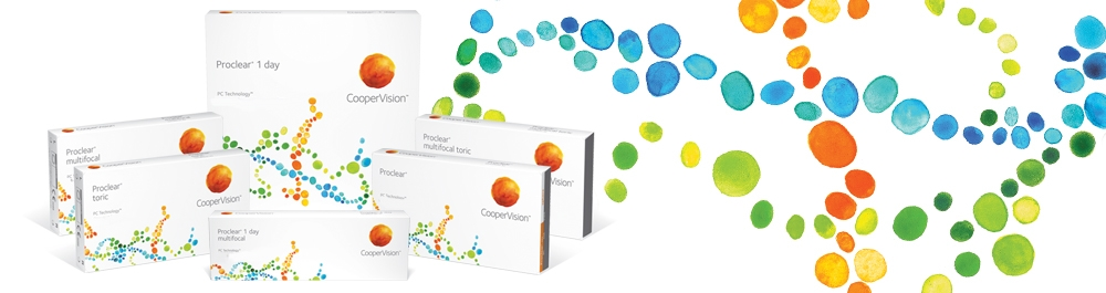 CooperVision Proclear family Contact Lenses