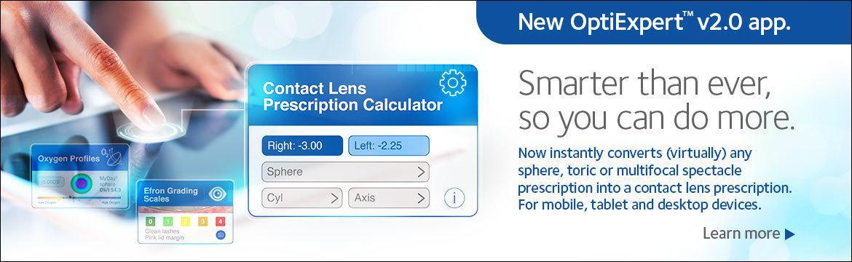 OptiExpert v2.0 app