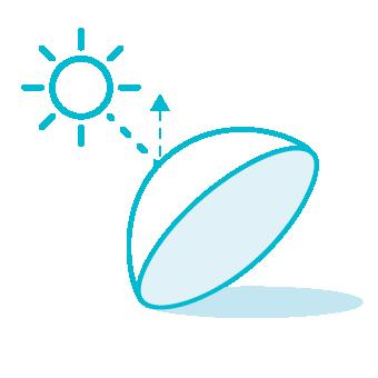 UV blocking
